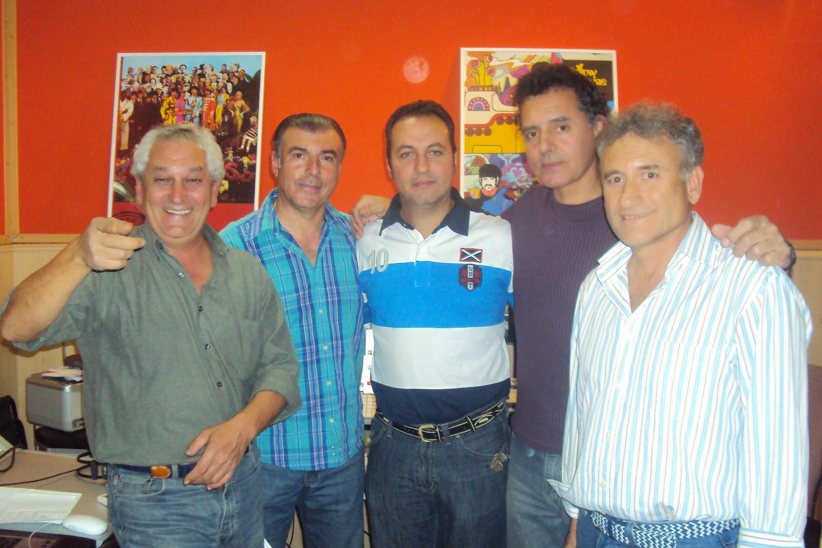 con AMIGOS DE GINES