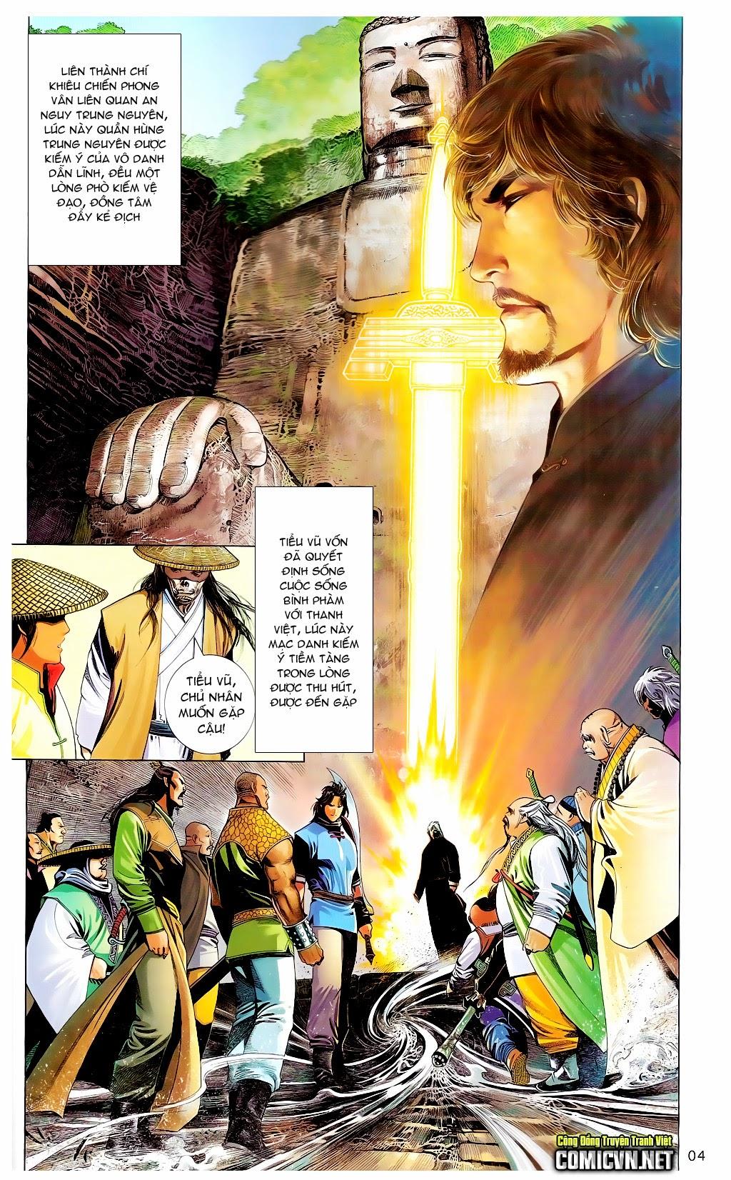 Phong Vân Chap 665 - Trang 3