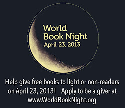 Be World Book Night Giver