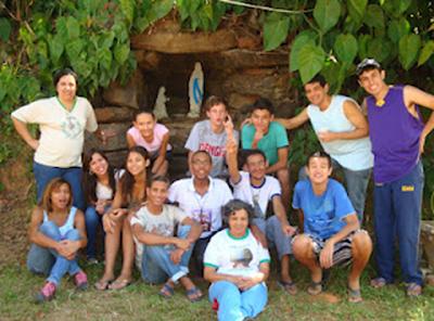 Jovens Missionários realizam retiro quaresmal em Minas Gerais