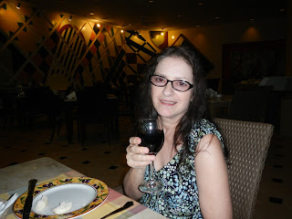 Santiago de Cuba Melia Hotel Kat in Italian restaurant