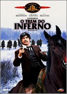 Download - O Trem do Inferno DVDRip - AVI - Dual Áudio