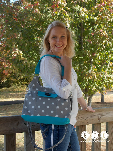 Gina's Craft Corner Concealed Carry Purses, Fall 2015