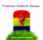 Francisco Calderón Cabeza