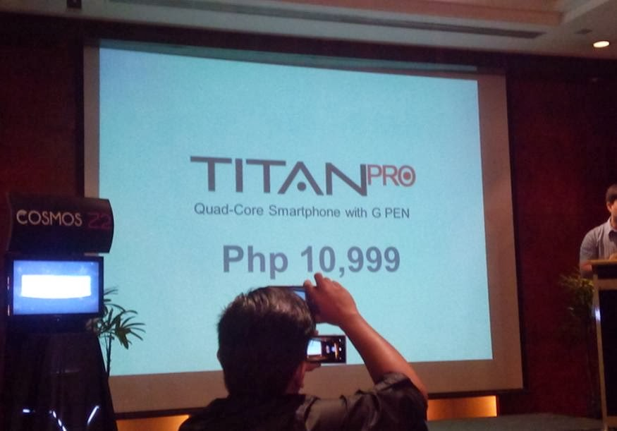 Cherry Mobile Titan Pro Price