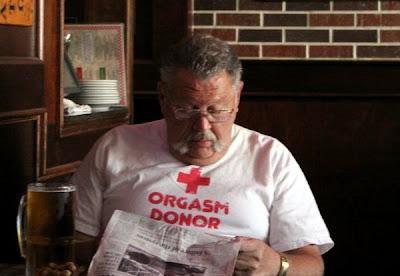 orgasm doner t-shirt von Opa
