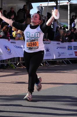 Brighton Half Marathon 2013