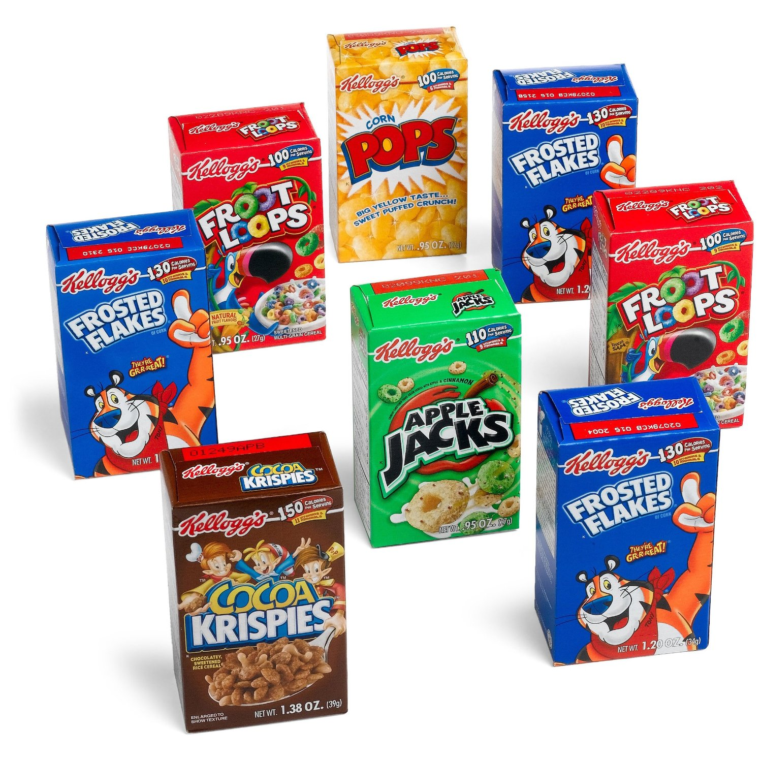 The Nikolai Nuthouse♥♥♥: $4.40 in Kellogg's Products