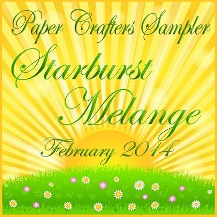 http://www.papercrafterssampler.blogspot.com/2014/02/february-starburst-melange.html