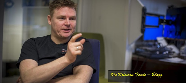 Ole Kristians Temte Blog