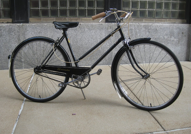 Bikes For No Reason: 1958 Hercules