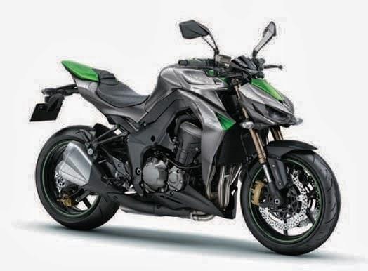 Kawasaki Z1000 2014 | Foto, Harga dan Spesifikasi Lengkap