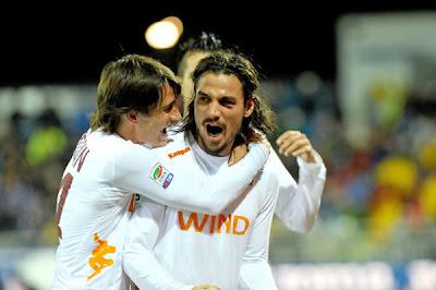 Novara 0 - 2 AS Roma (1)