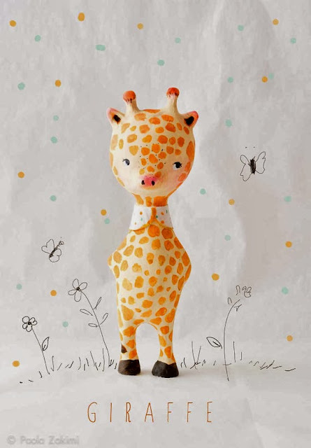 http://www.etsy.com/listing/107697154/giraffe-figurine-doll-animal-abc-animals