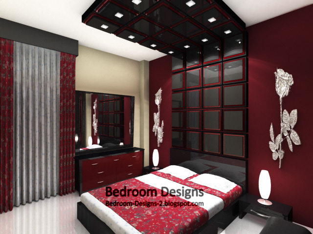 30 small bedroom design ideas for Bedroom wall mirrors for sale