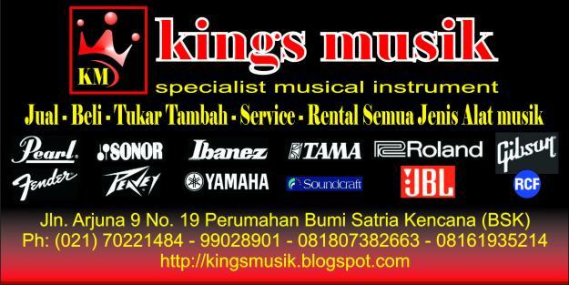 KING MUSIC BEKASI