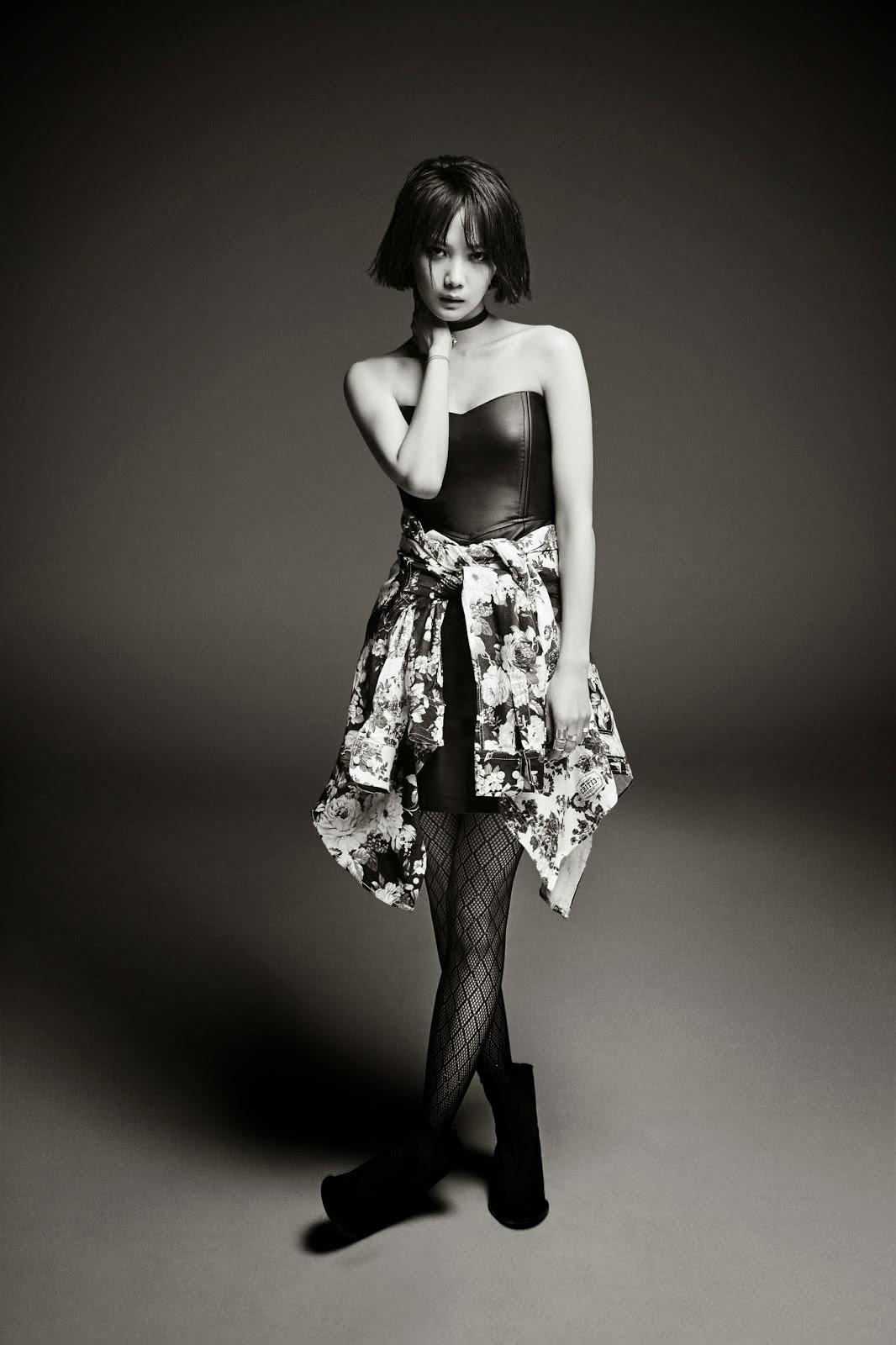 Yoon Seung Ah - The Celebrity Magazine MYoon Seung Ah - The Celebrity Magazine March Issue 2014zarch Issue 2014