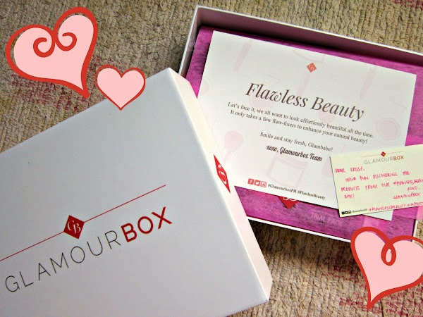 Glamourbox September 2014: Flawless Beauty