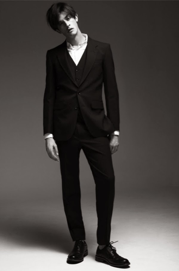 Jacob Crumbley - Cast Images - Anthony Deeying - The Fashionisto