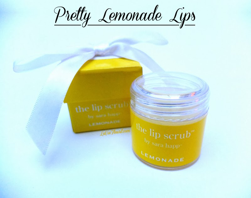 Belle Beauty | Soft Lemonade Lips Sara Happ, Bblogger, Beauty, Belle Beauty, Treatment, Make-Up, Must Have, Brand, Wishlist, Lemonade, review, makeup