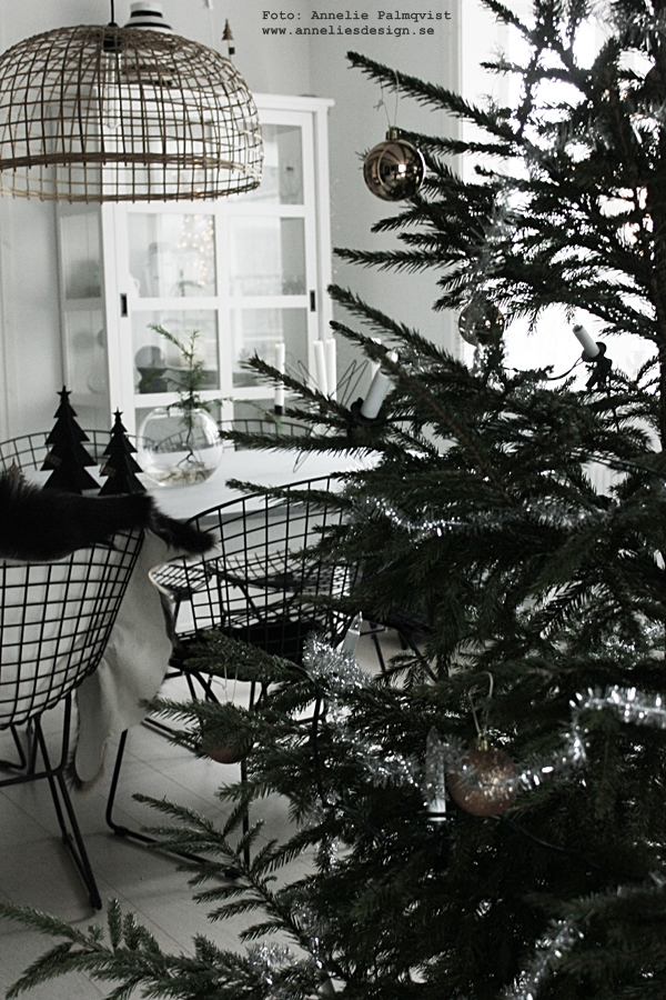 julgran, julen 2015, jul, gran, granar, granen, julgranskulor, glitter, matplats, matbor, stolar, stol, bord, kök, köket, julpynt, juldekoration, julpyntat, inredning, inredninsgblogg, bloggar, minigran, minigranar, 2015, annelies design