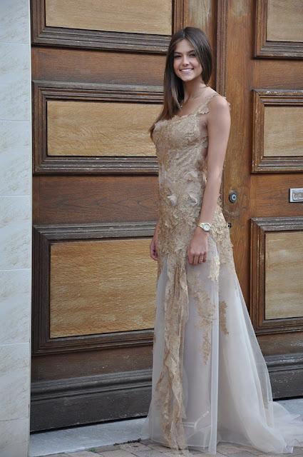 Julia Courtès miss provence mariée