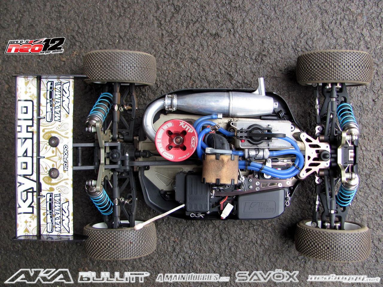 Kyoshosan Kyosho Inferno Mp9 Tki3 Debuts W A Win Pn Racing V2 Rc Printed Circuit Board Assembly Mr03 Setting Thursday 12 April 2012
