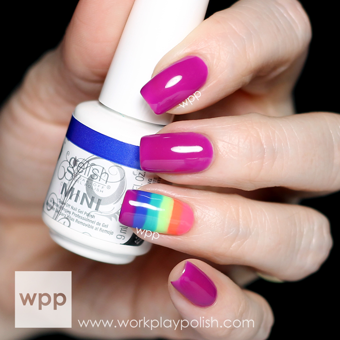 Gelish Colors of Paradise Collection