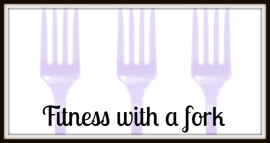 fitness with a fork