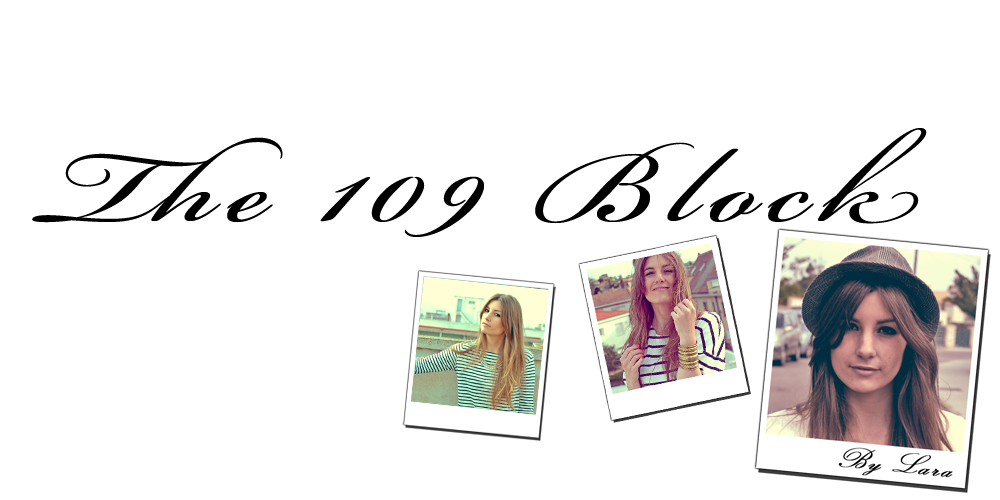 The 109 Block Personal Style and Fashion blogger based in Dublin.
