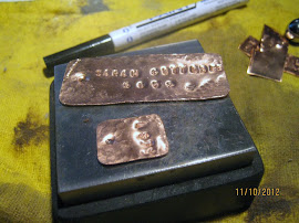 STAMPING IN METAL