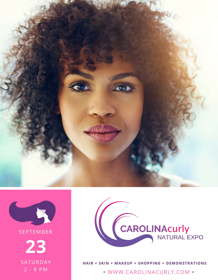 CAROLINA CURLY: Crowned in Curls