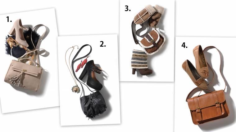 Matalan Ladies Underwear Shoes Handbags A/W 2011
