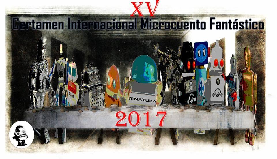 MINATURA. XV CONCURSO INTERNACIONAL DE NARRATIVA, 2017.