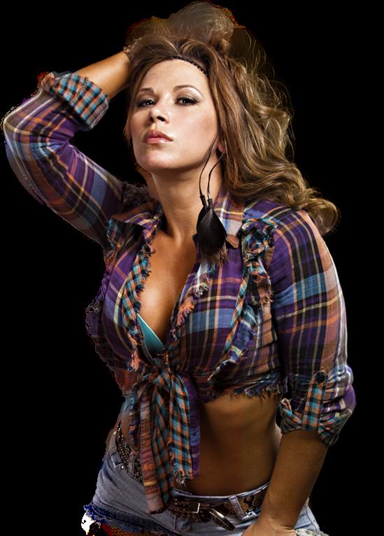 Cool WWE Divas: Mickie James
