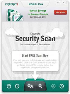 Kaspersky Security Scan 2.0 Beta 1