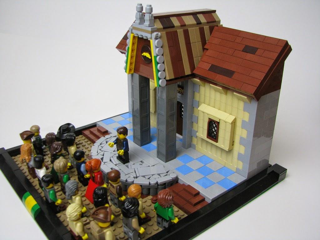 Societ Di Archeologia E Cimeli Inspirational Lego The