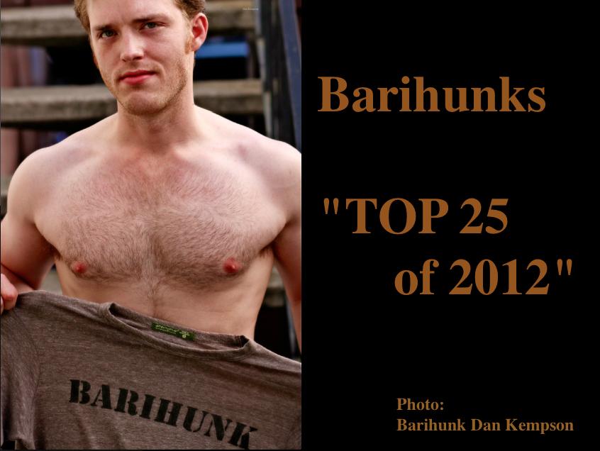 BARIHUNKS ®: Reader Submission: CrossFit barihunk Cody Monta