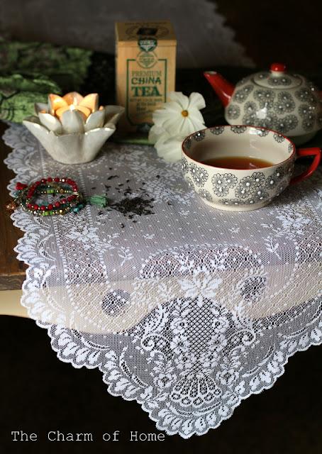 Bohemian Tea: The Charm of Home