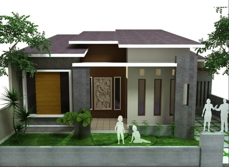 Model Rumah Minimalis Sederhana 2015