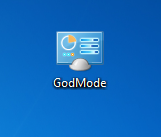 God mode folder on windows 7
