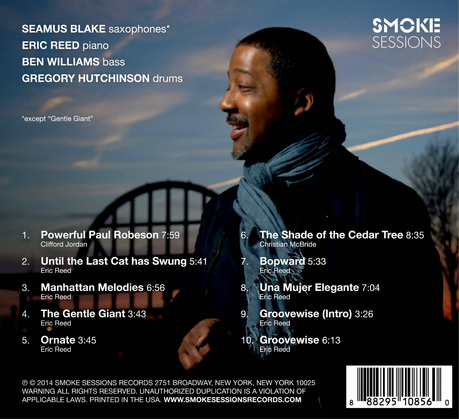 ERIC REED: GROOVEWISE