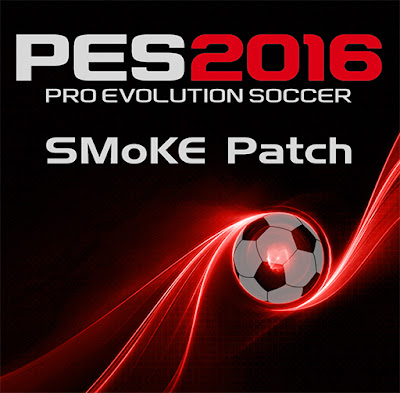 Logo Smoke Patch PES 2016