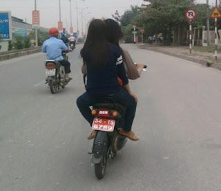 Những hình ảnh chỉ có ở Việt Nam (146)