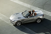 BMW Zagato Roadster. Barely three months after the sensational premiere of .