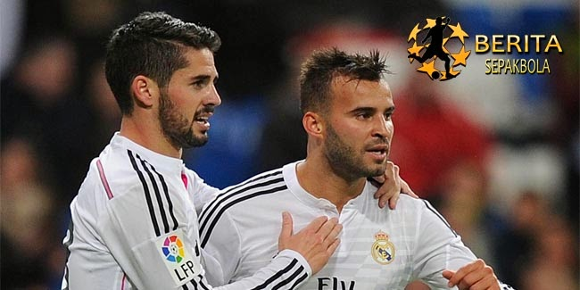 Jese Persembahkan Gol untuk Madrid