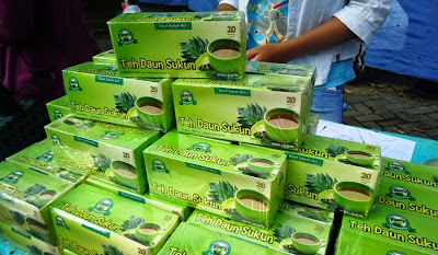 Daun Sukun Berkhasiat Obati Penyakit Ginjal & Diabetes