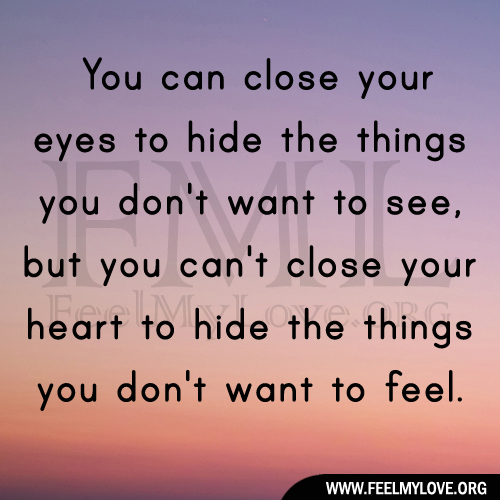 Hiding Things Quotes. QuotesGram