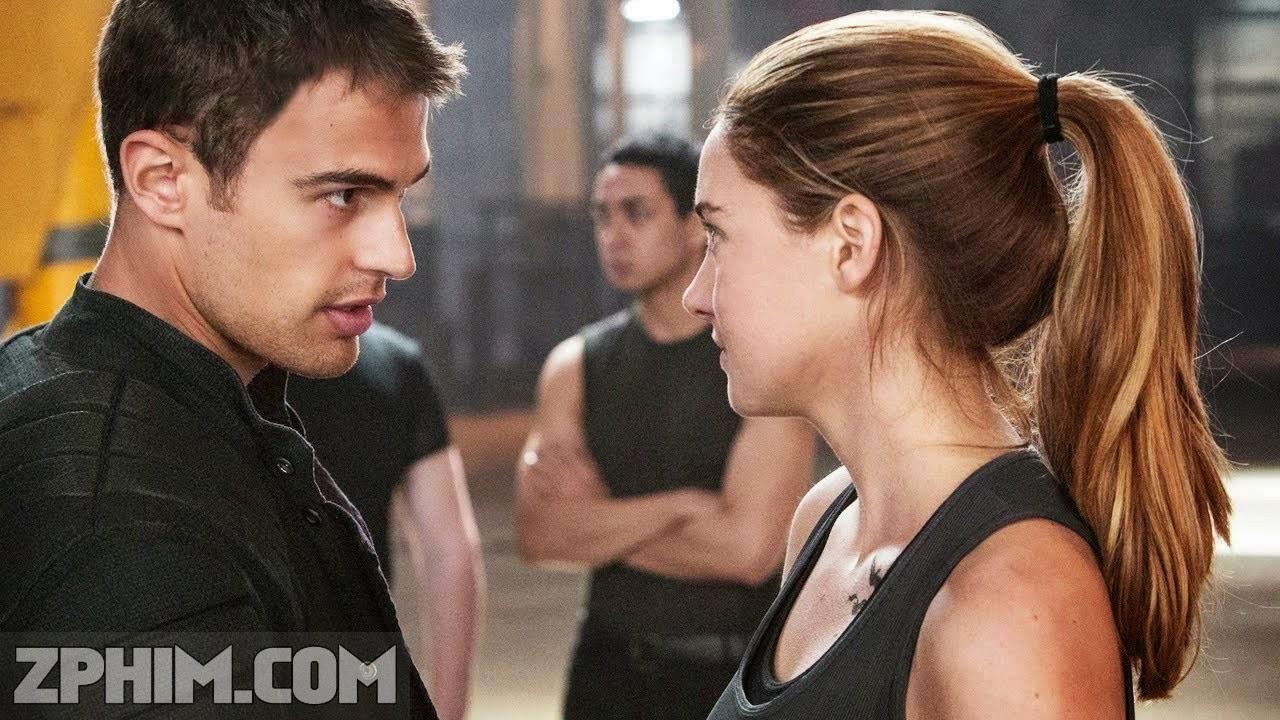 Ảnh trong phim Dị Biệt - Divergent 1