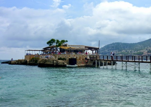 restaurante camp de mar